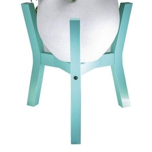 Stylish Modern Plant Pot Stand - Indoor Outdoor Wo